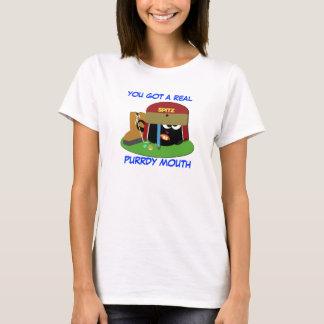 Purrdy Mouth T-Shirt