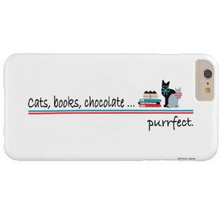 """""""Purrfect"""" iPhone 6 Plus Case"""