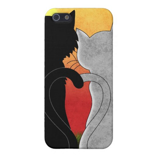 'Purrfect' iPhone Speck Case iPhone 5 Covers