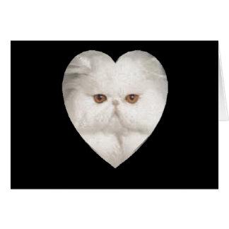 Purrfect Kitty Card
