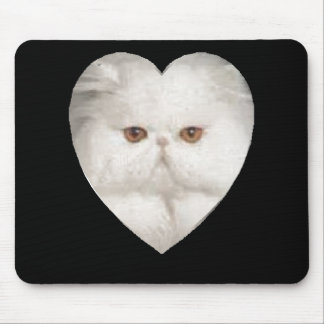 Purrfect Kitty Mouse Pad