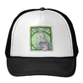 Purrfect Pearl Trucker Hat