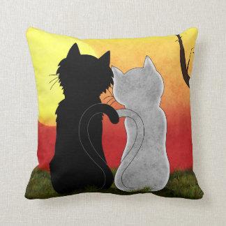 'Purrfect' Pillow