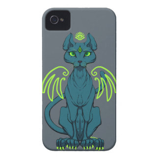 Purrfect Sight iPhone 4 Cover