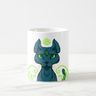 Purrfect Sight Magic Mug