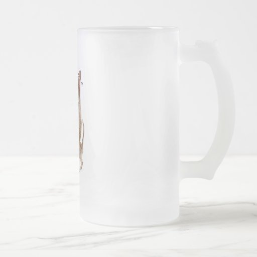 PURRfection Burmese Blue Tortie 16 Oz Frosted Glass Beer Mug