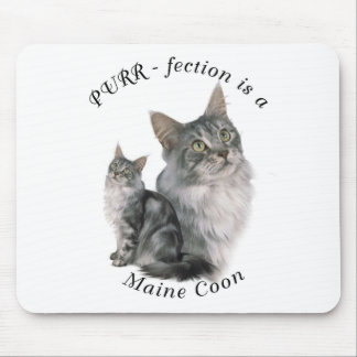 Purrfection Maine Coon Mouse Mats