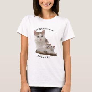 PURRfection Turkish Van T-Shirt