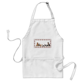 Purrfectly Adorable Adult Apron