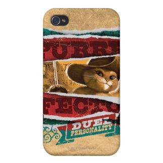 Purrfecto Case For iPhone 4
