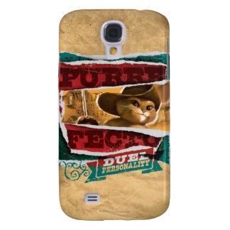 Purrfecto Galaxy S4 Cover
