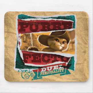 Purrfecto Mouse Pad