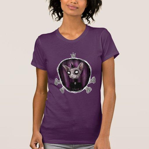 purrington _lady camisetas