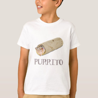 Purrito Playera