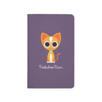 Purrl el gato cuadernos grapados