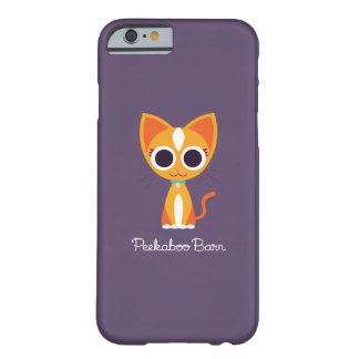 Purrl the Cat Barely There iPhone 6 Case