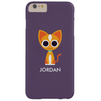 Purrl the Cat Barely There iPhone 6 Plus Case