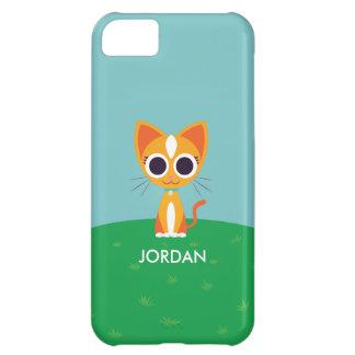 Purrl the Cat Case For iPhone 5C