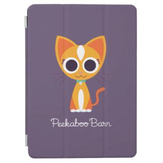 Purrl the Cat iPad Air Cover