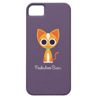 Purrl the Cat iPhone SE/5/5s Case