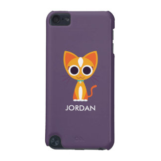 Purrl the Cat iPod Touch 5G Cover