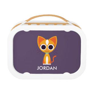 Purrl the Cat Lunch Box  sc 1 st  Zazzle & Cat Lunch Boxes | Zazzle Aboutintivar.Com