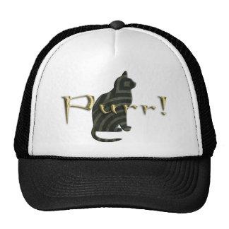 Purrr! Cat Trucker Hat