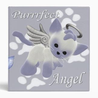 Purrrfect Angel Binder