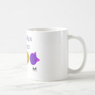 Purrrfect Family Coffee Mug