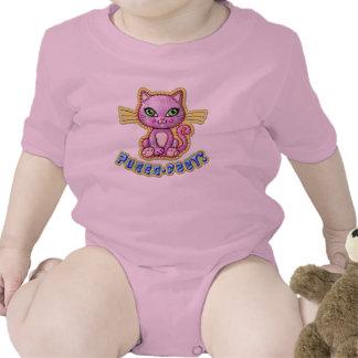 Purrrfect Infant Creeper
