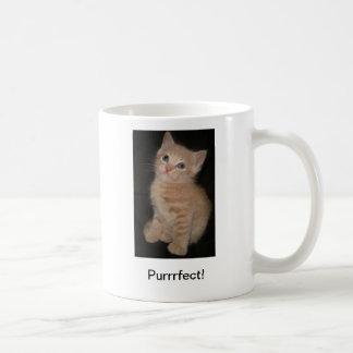Purrrfect Tabby Coffee Mug
