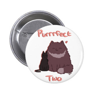 Purrrfect Two Button