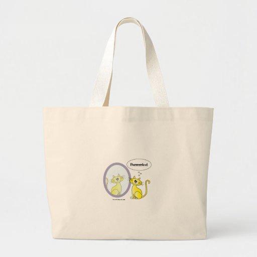 PurrrrrfectWAPN Jumbo Tote Bag