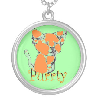 purrty Necklace