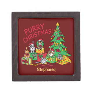 Purry Christmas! Gift Box