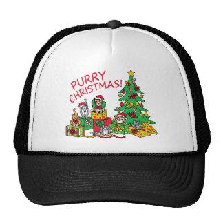 Purry Christmas! Trucker Hat
