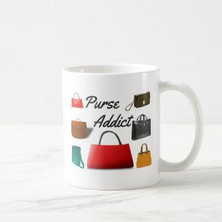Purse Addict Coffee Mug