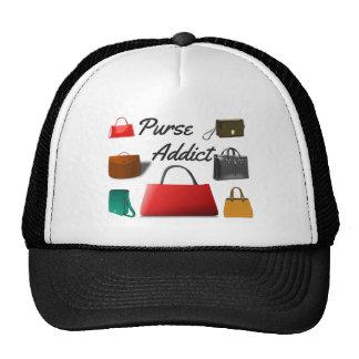 Purse Addict Trucker Hat