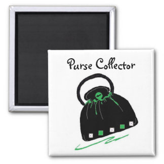 Purse Collector Fridge Magnets
