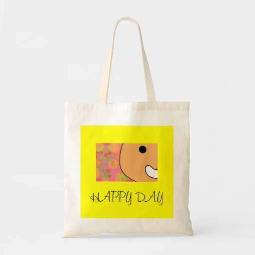 purse HAPPY DAY Budget Tote Bag