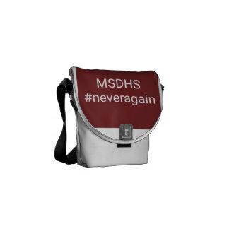 Purse, mini messenger, MSDHS, MSD high school Courier Bag