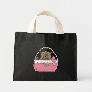 Purse Pet Bag Cute Little Puppy In A Handbag