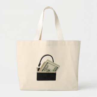 PurseMoney053009 Jumbo Tote Bag