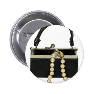 PursePearls052409 Pinback Button