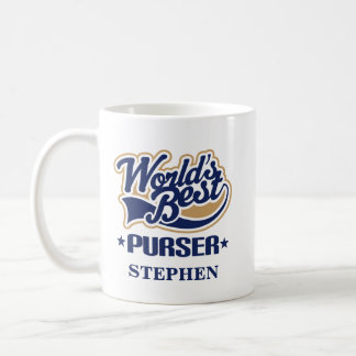 Purser Personalized Mug Gift