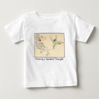 Pursuing a Random Thought Infant T-shirt