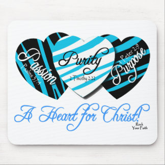 Pursuing Purity Mouse Pad