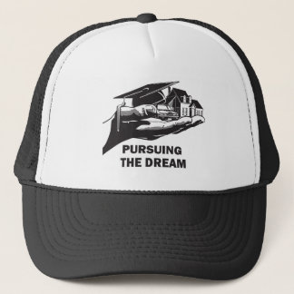 Pursuing the Dream Trucker Hat
