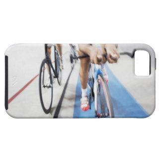 Pursuit cycling team in action iPhone SE/5/5s case
