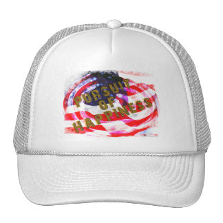 PURSUIT OF HAPPINESS TRUCKER HAT